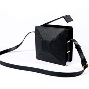 Vici Valenti Shoulder Bag Obsidian
