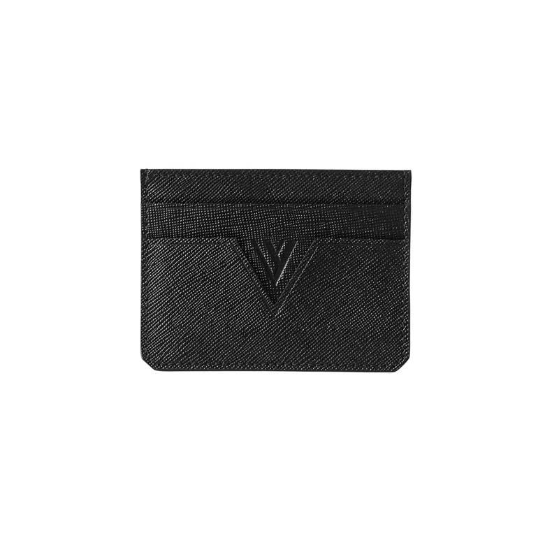 vici card holder obsidian black - Card Holder